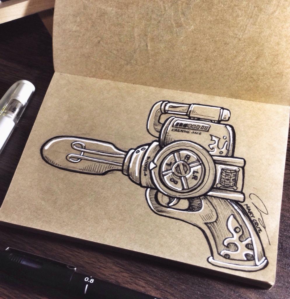 Idea Gun: Day 7
