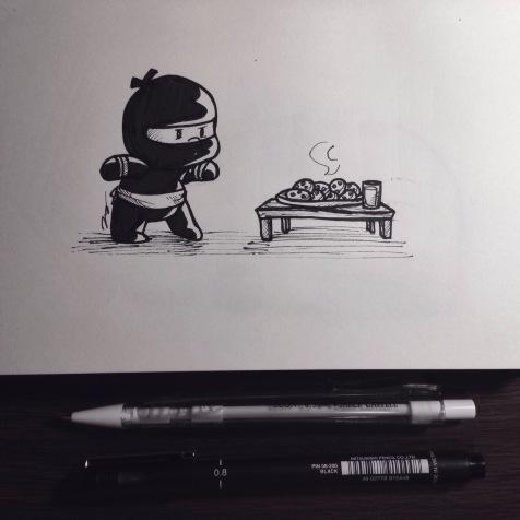 Ninja in Training: Day 3