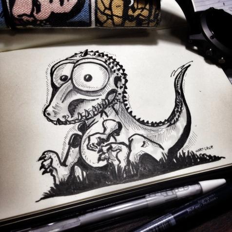 Indominus Rex: Day 26