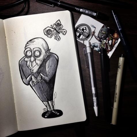 Nosferatu: Day 30