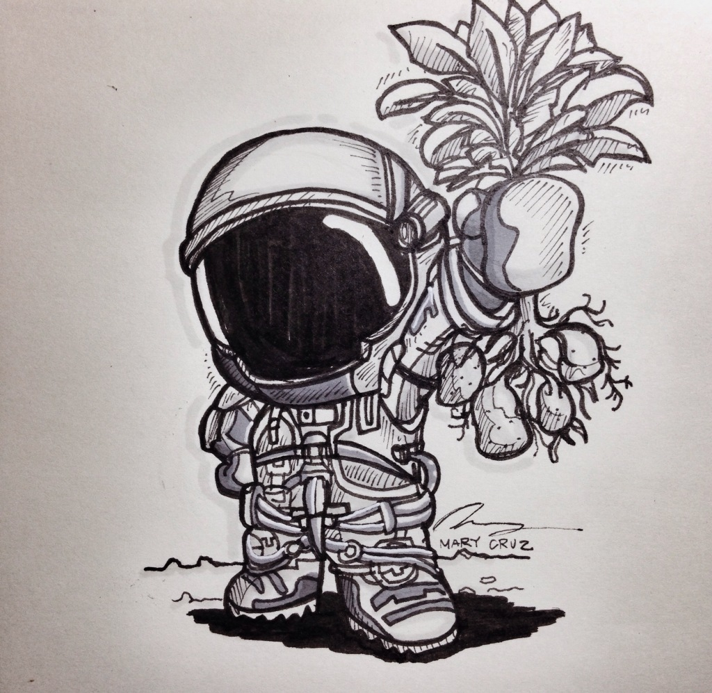 The Martian: Day 8