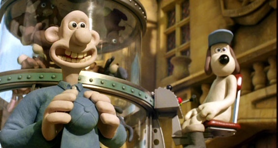 Wallace and Gromit - Curse of the Were Rabbit